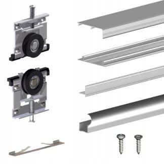 Алюминиевая система КУПЕ